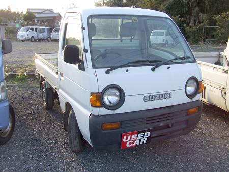H8 スズキ キャリートラック 4WD