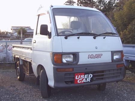 H7 ダイハツハイゼットトラック